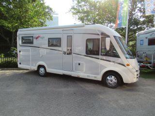 Carthago Compactline I 143 Intergraal camper uit 2018! Automaat.