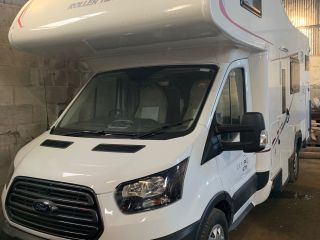 6 berth Motorhome For hire Doncaster