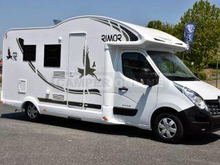 Eccezionale Renault Rimor Kata Marano 2015 Motorhome 6 Birth