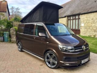 2016 VW Transporter T6 Highline Reisemobil (Billy Brown Bus)