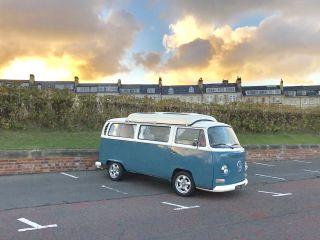 Daisy Dormobile – Daisy Dormobile - Classic 1970 VW Camper