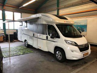 Adria Matrix 670 SL – Luxurious 5 person Adria camper with all comforts.