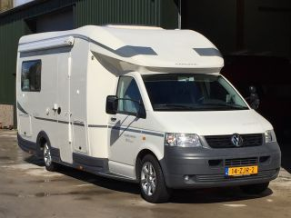 VW Karmann COLORADO 655 TI fixed bed 2