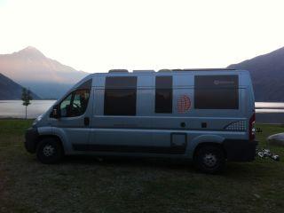Zierik – Pössl/ Globecar.... Een sportieve en luxe camper!