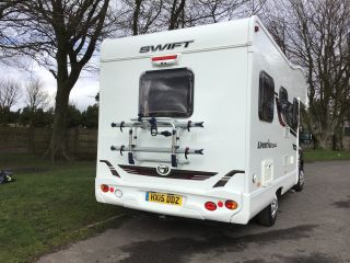 Top spec 4 berth Motorhome