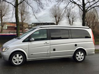 MB Viano Marco Polo 204 HP AUTOMAT elec. ROOF for rent