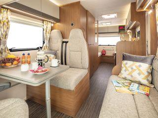 Completamente assicurato 2019 Luxury Family Motorhome - Ideale per famiglie - 6 nascita