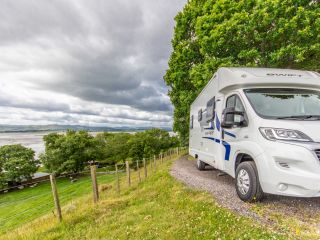 Luxury Motorhome Hire in the Highlands of Scotland