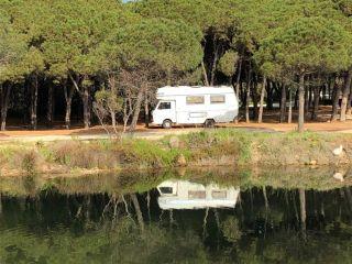campervan sardinia vintage adventure