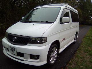 Mazda Bongo - campervan for hire