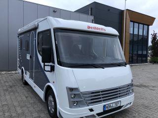 Dethleffs Globebus Als nieuw