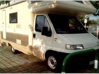 Camper Mizar 150 a 50 km dalla riviera Ligure