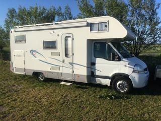 Adriatik – Super de luxe Adria camper met krachtige motor en makkelijk in gebruik.