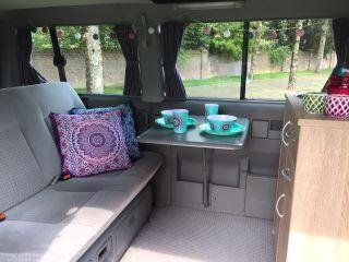 Mandala  - Gezellige en robuuste VW T4 multivan met hefdak