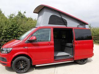 Stunning VW T6 Camper Van