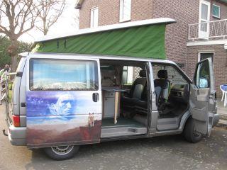 Super gezellige Camperbus voor 4 personen