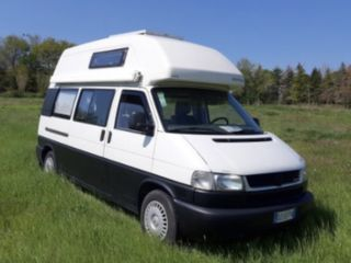 Volkswagen T4 California Westfalia Rent Van in Puglia