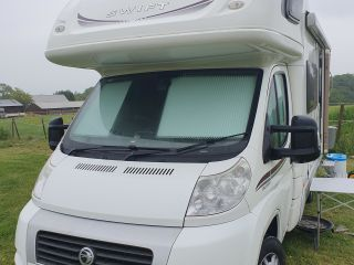 Swift Sundance 590RS For hire