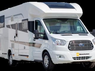 BEL004 – Benimar Cocoon 463 - nieuw model 2019 - Manueel - BEL004