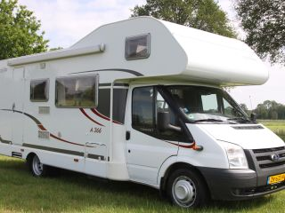Carado A366 – Large Family camper Carado A366 for 7 people !!