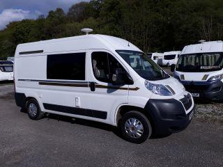 Campervan hire Cononley - Private motorhome hire | Goboony