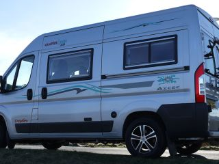 Devon Aztec MWB Two Berth Camper Van