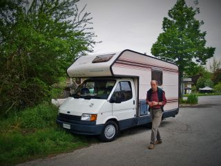 Tartaruga – A very maneuverable camper