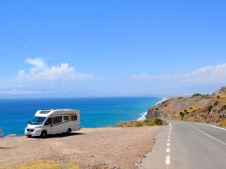 Carado T348 – Discover Spain with the camper!
