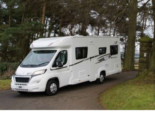 Coast to Glen 4/6 Berth Motorhome
