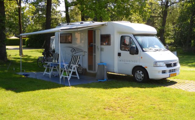 Dethleff T6611 – Rent for the big adventure