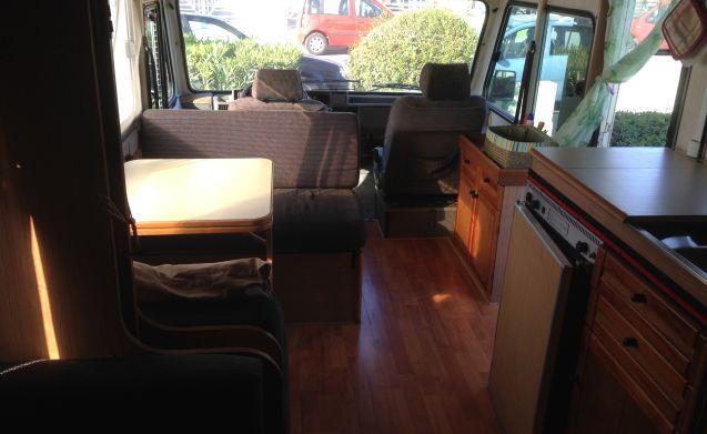 Mapi – Fiat motorhome 5 posti