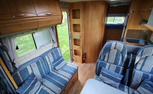 """Follow Your Dream – """"Follow Your Dream"""" met een luxe stoere camper?"""