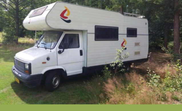Nice fresh and good alkoof camper