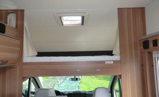 Wohnwagen Doppelbett Etagenbett : Neue und gebrauchte wohnwagen von cc schmidtmeier in steinenbronn