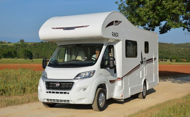 New 2018 family camper!