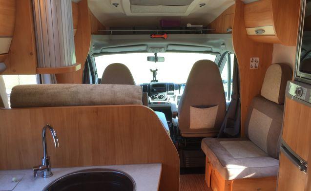 Unsere Adria S670 Ihr Urlaub!