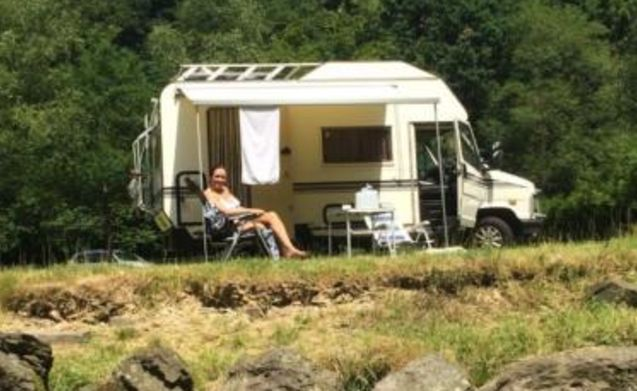 Polly – Coziest motorhome Netherlands!