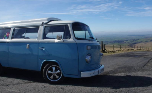 Skye – Skye The Blue Camper - Classic VW