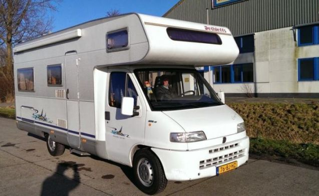 Globetrotter – Rent our private RV for real holiday happiness!