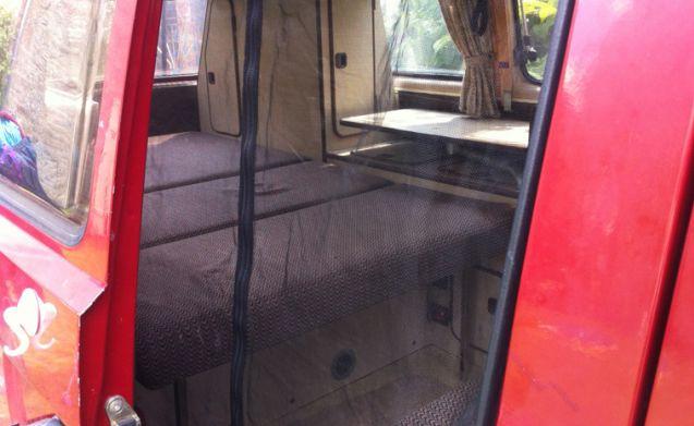 Nice complete VW T3 Westfalia Joker club rentals