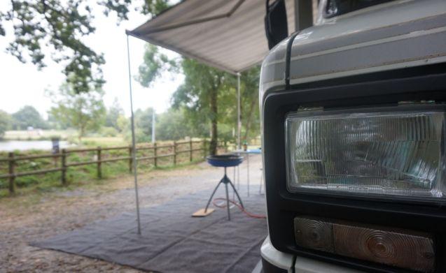 Ideale familie camper