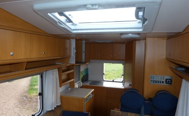 practical and comfortable motorhome rentals from private