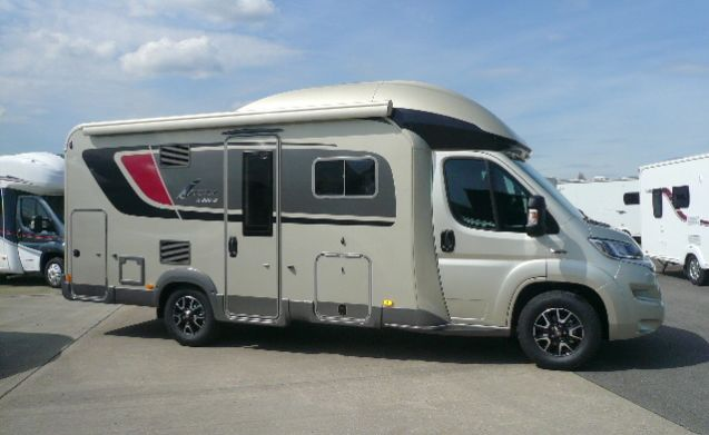 Fiat Dukato Multi jet 150pk – Burstner Ixeo IT 680 G