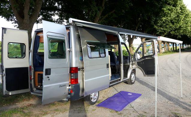 Buscamper Pössl Duett