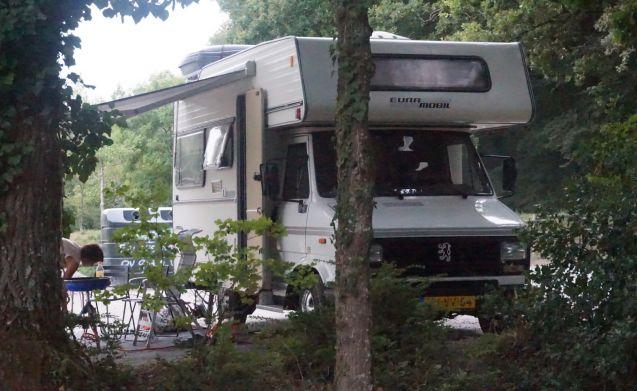 Ideale camper famiglia