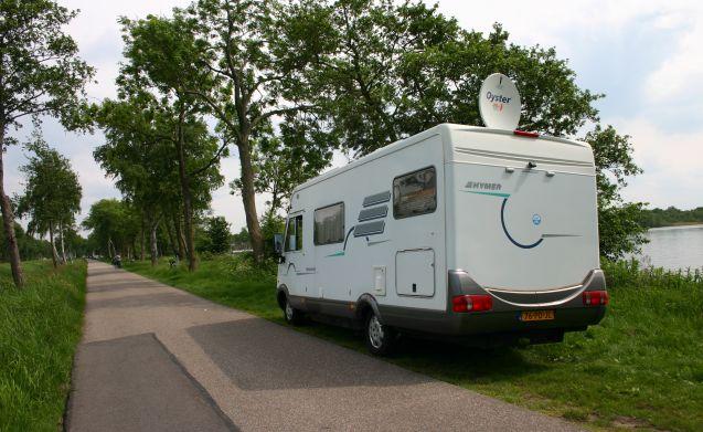 Go Campering: luxe van een huisje, vrijheid van kamperen.