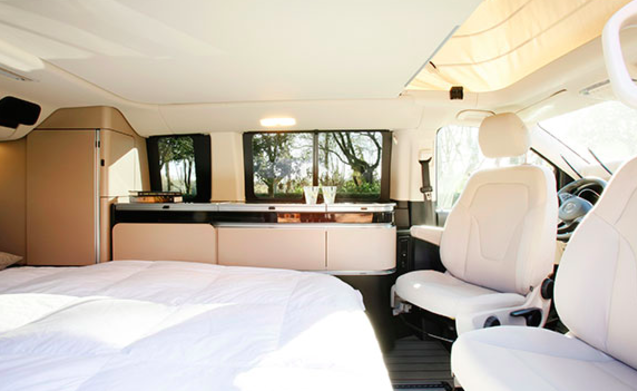 Marco Polo – Mercedes Marco Polo: the luxury camper to travel in comfort