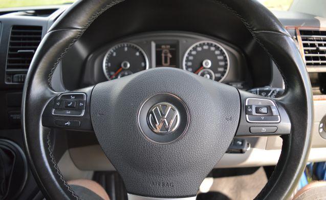 Winston – VW T5 Camper - Long Wheelbase - 4 Berth