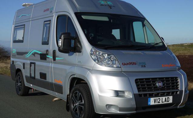 Devon Aztec MWB Due Berth Camper Van