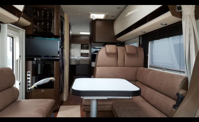 Concorde Credo 791L – C-rijbewijs. Zeer luxe nieuwe integraal camper